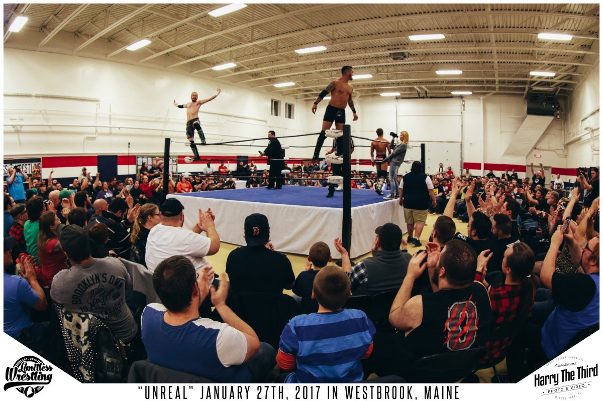 Reinventing Maine: The Story of LimitlessWrestling